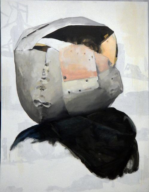 , 'Helmet,' 2014, AKINCI