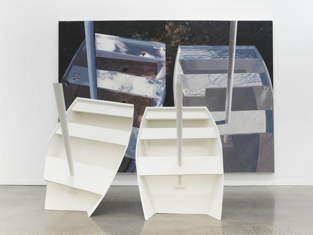 , 'Boats,' 1987, Paula Cooper Gallery