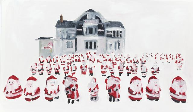 , 'Santas,' 2016, Henrique Faria Fine Art