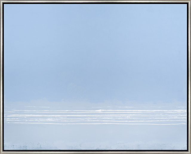 , 'Hazy Blue,' , Merritt Gallery