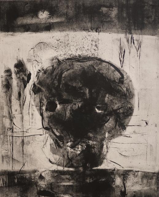 , 'Skull II,' 2013, The Biscuit Factory