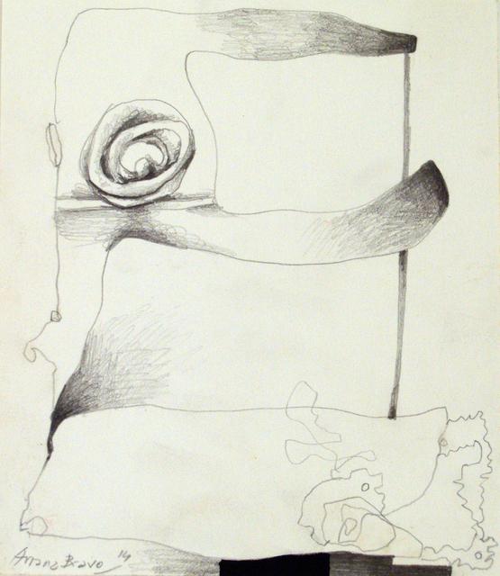 , 'El Dibuix 7,' 2014, Matthew Liu Fine Arts