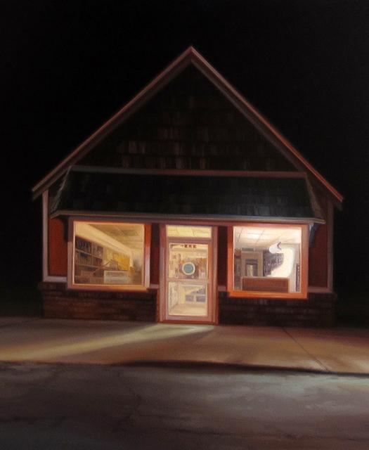 , 'Kliever,' 2017, George Billis Gallery