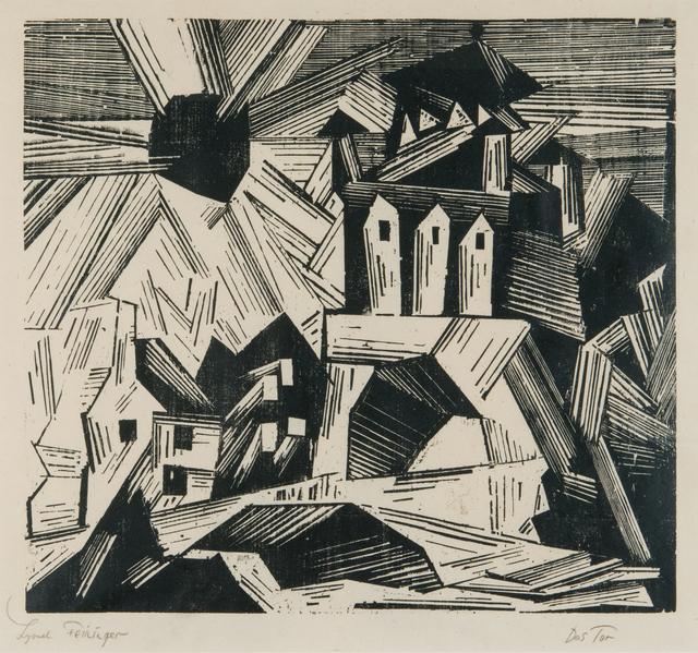 , 'Das Tor (The Gate),' 1920, Moeller Fine Art