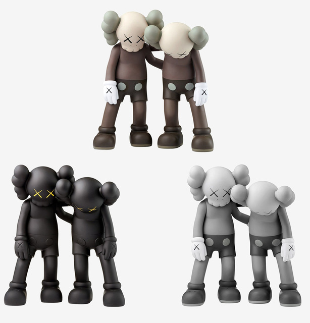 KAWS, 'KAWS Along The Way Complete Set of 3 ', 2019, Lot 180