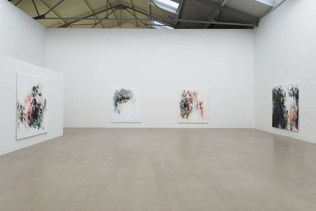 MARTIX, Exhibition view, Galerie EIGEN + ART Leipzig, Photo: Uwe Walter, Berlin