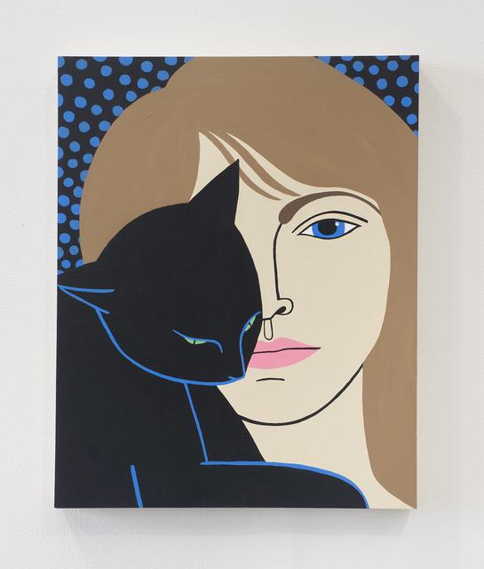 , 'Ellsworth Kitty,' 2017, Denny Gallery
