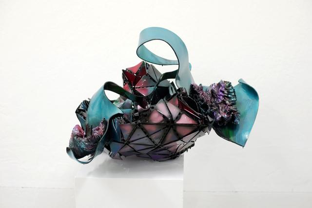Stefan Kern, 'BaoBao', 2015, Sculpture, Aluminium, lacquered, Galerie Karin Guenther