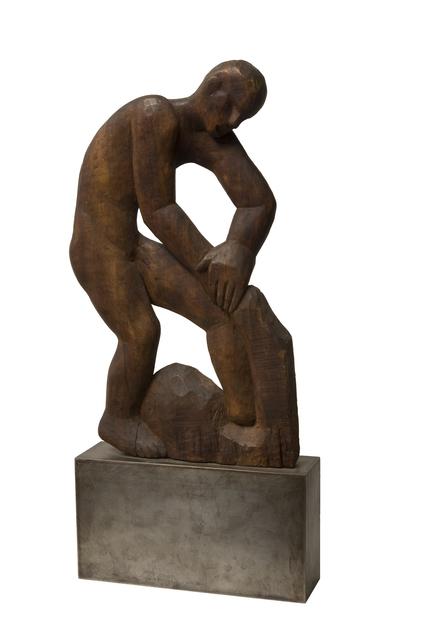 , 'Untitled (Male Nude),' 1927, Omer Tiroche Gallery