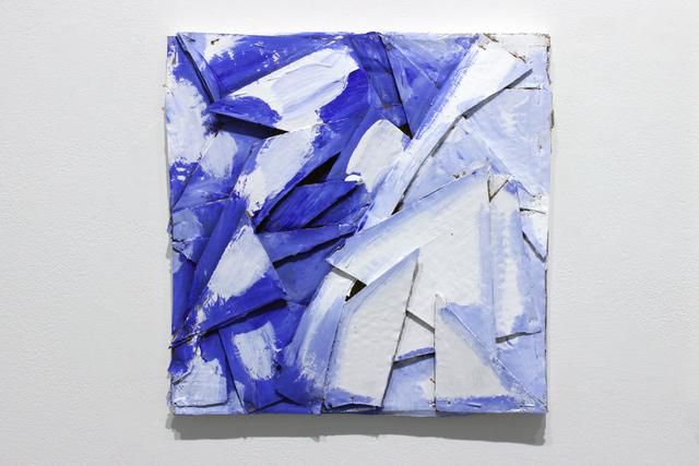 , 'Blue Surf,' 2016, Josée Bienvenu