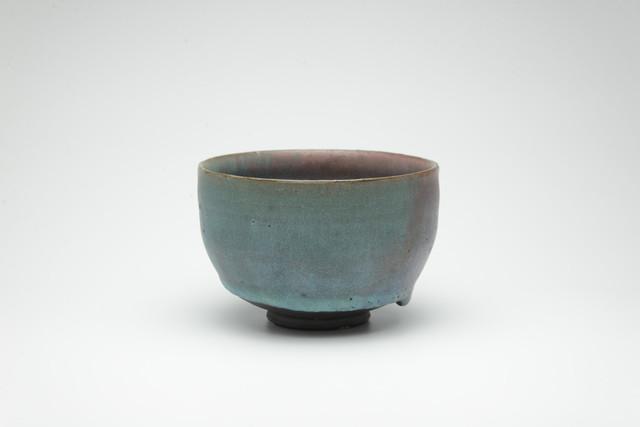 , 'Cinnabar Chawan,' 1980, Ippodo Gallery