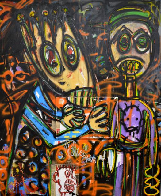 , 'Deux Nouchi,' 2017, Ethan Cohen New York