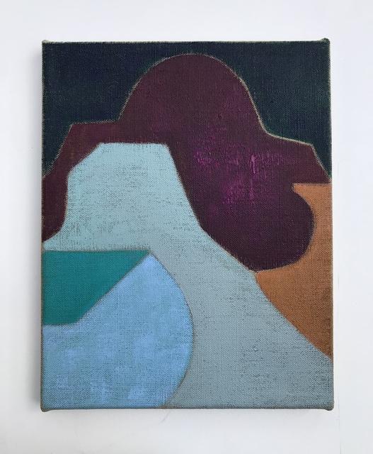 , 'He Said He Said Tributary,' 2018, Daniel Faria Gallery