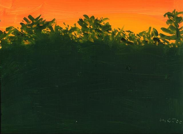 , 'Wood,' 2000, Monica De Cardenas