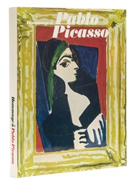 Pablo Picasso, 'Homage à Pablo Picasso,' 1976, Forum Auctions: Editions and Works on Paper (March 2017)