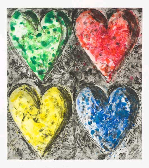 Jim Dine, 'Watercolor in Galilee', 2001, Galerie d'Orsay