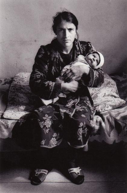 , 'El recién nacido.Georgia.,' 1995, Galería Juana de Aizpuru