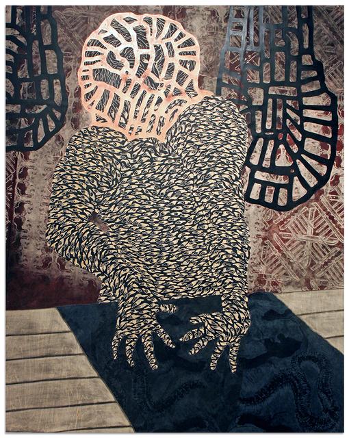 , 'Mother's Armor,' 2018, Anna Zorina Gallery