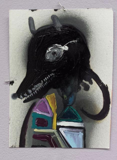 , 'Lupo 2,' 2012, Robert Kananaj Gallery