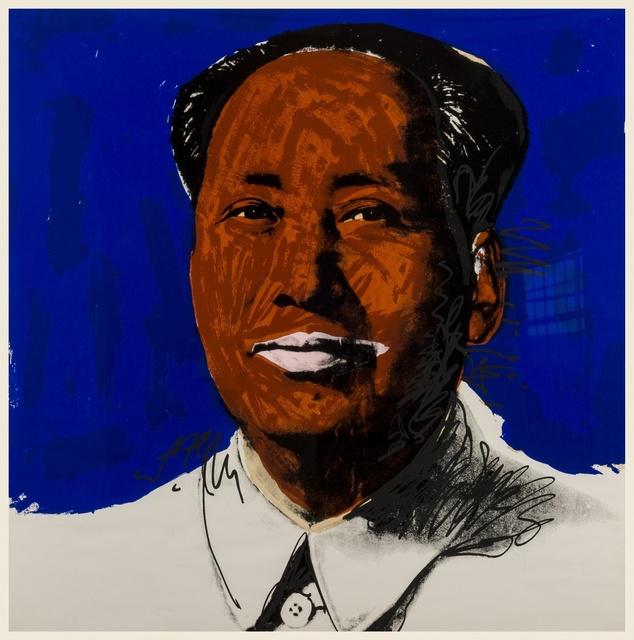 Andy Warhol, 'Mao (Feldman & Schellmann II.98)', 1972, Print, Screenprint in colours, Forum Auctions