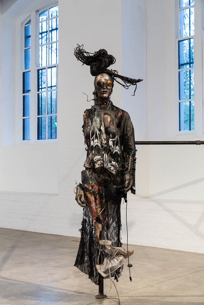 Installation view of Looks at Institute of Contemporary Arts London (ICA), Photo: Mark Blower