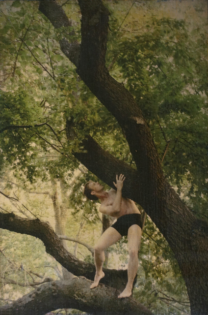 , 'Dancer in Central Park III,' 2007, Soho Photo Gallery