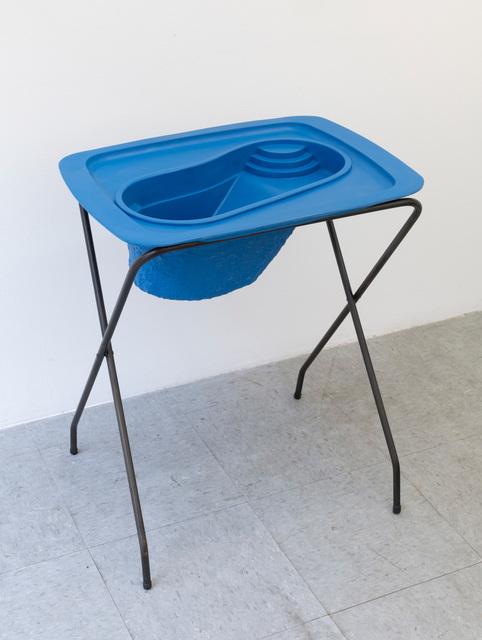 , 'Lap Pool (Blue),' 2018, High Noon Gallery