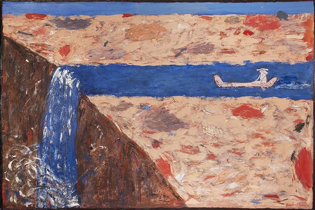 , 'Waterfall,' 2011, Linda Hodges Gallery