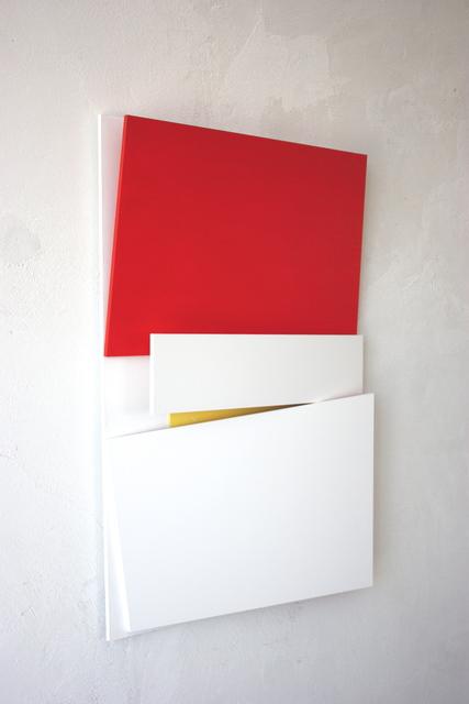 , '16.17 Plain Talk,' 2017, Galerie Fontana