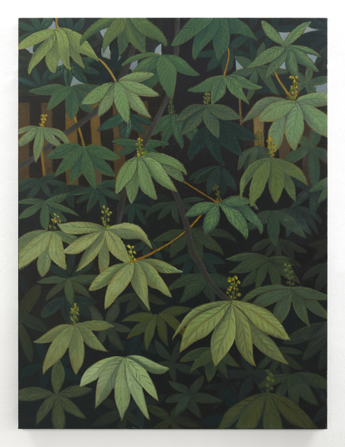 , 'Horse Chestnut Leaves ,' 2012, Kerlin Gallery