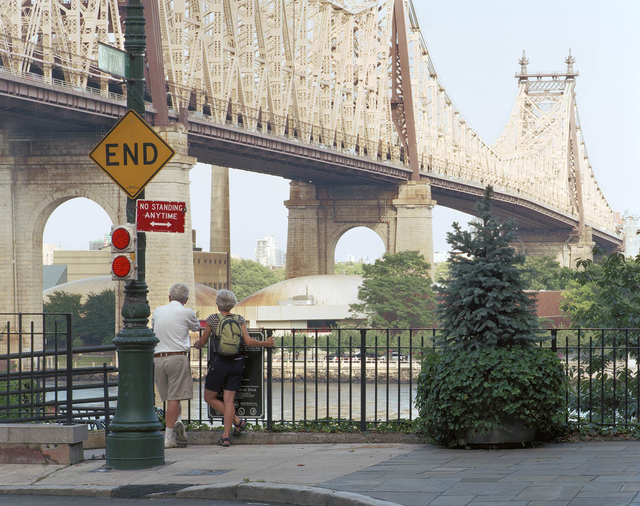 David Leventi, 'Ed Koch Queensboro Bridge, New York, New York', 2005-2007, Rick Wester Fine Art