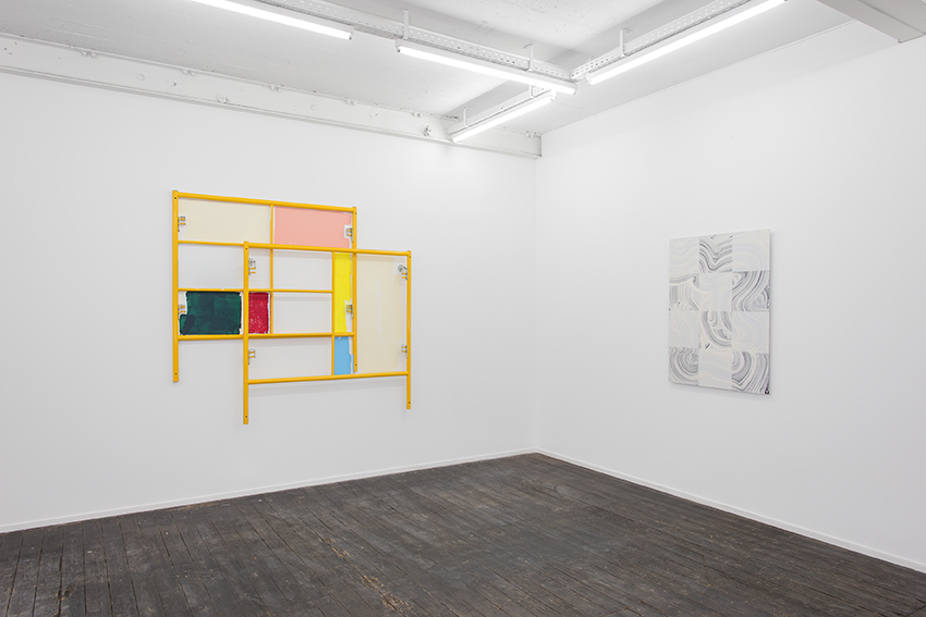 Exhibition view, Jeanrochdard, Brussels