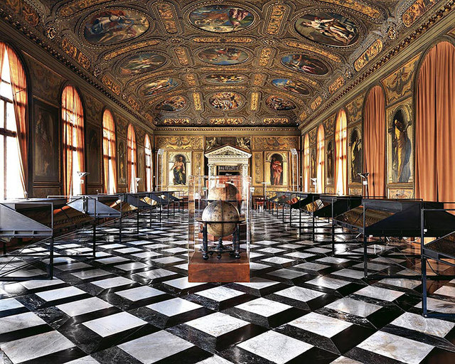 , 'Biblioteca Nacionale Marciana III, Venice, Italy | World Libraries,' 2018, CHROMA GALLERY