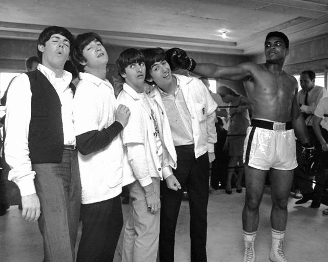 , 'Ali Hits George, Miami,' 1964, Holden Luntz Gallery