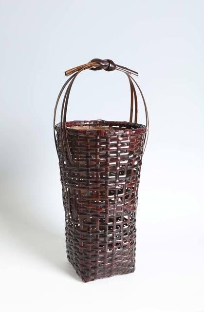 , 'Cylindrical Bamboo Basket (T-2286),' , Erik Thomsen