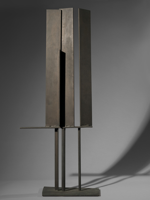 , 'Screen Form (Vertical),' 1960, Osborne Samuel
