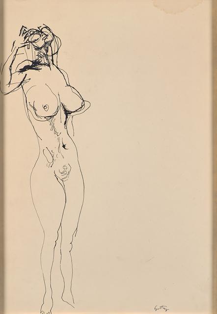 Renato Guttuso, 'Untitled (Nude)', Rago