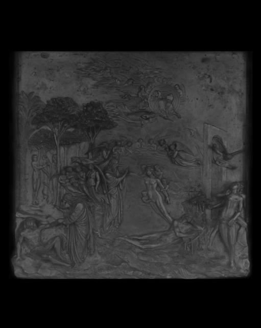 , 'Gates of Paradise - 01 Adam and Eve,' 2016, Marian Goodman Gallery