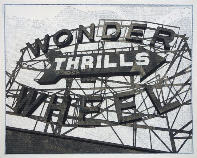 , 'Thrills,' 2016, Joshua Liner Gallery
