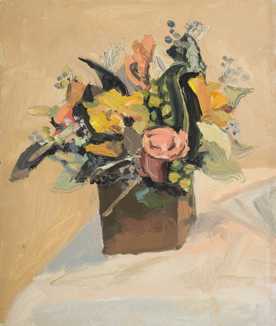 , 'Gail's Flowers 30 Nov 2013,' 2013, Gallery NAGA