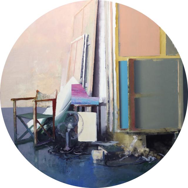 ", 'Series ""Studio"". Morning Star.,' 2017, Marina Gisich Gallery"