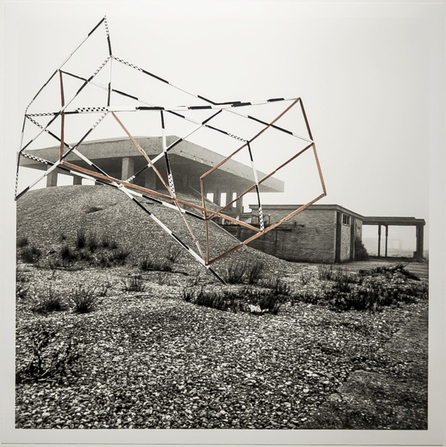 , 'Blind Landings (H-bomb Test Site, Orford Ness) #3,' 2013, Paradise Row