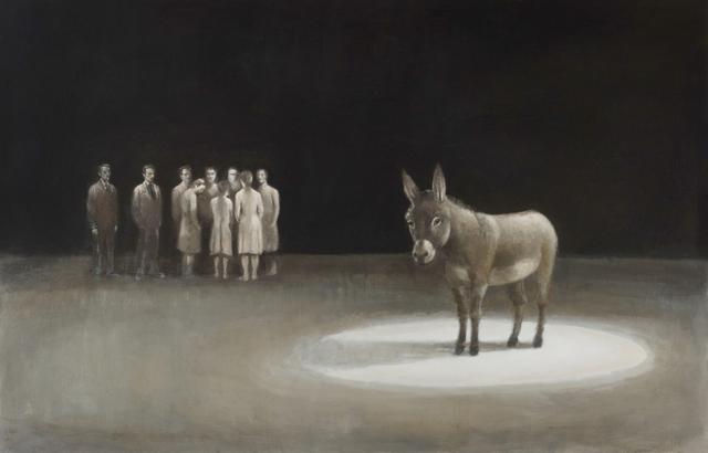 , 'Donkey II,' 2017, Slete Gallery