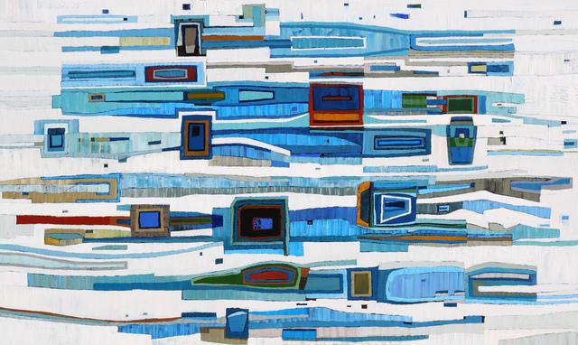 , 'Del Mar 20,' 2017, Susan Eley Fine Art