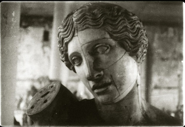 , 'Unseen Versailles: Statues,' 1982, Staley-Wise Gallery