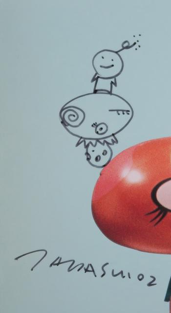 Takashi Murakami, 'Untitled (UNIQUE Drawing)  ', 2002, Alternate Projects