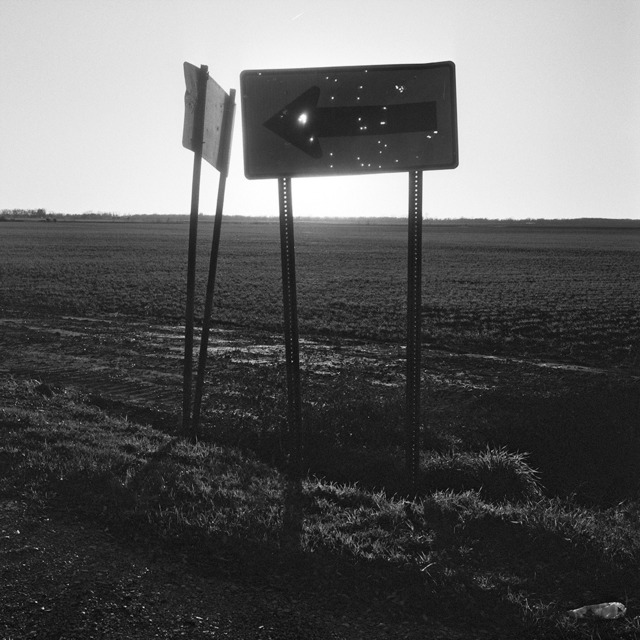 , 'Signs, Clarksdale, Mississippi,' ca. 2011, Pictura Gallery