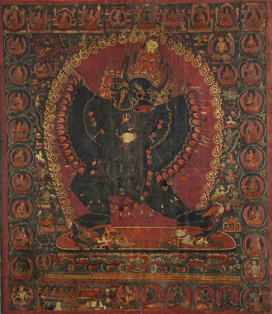 , 'Dorje Jigje,' 15th century, Asia Society