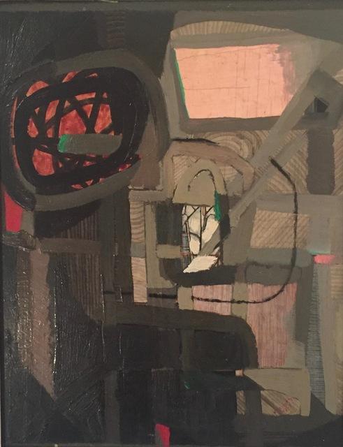 Victor Vasarely, 'Sans titre', 1947, Galerie A&R Fleury