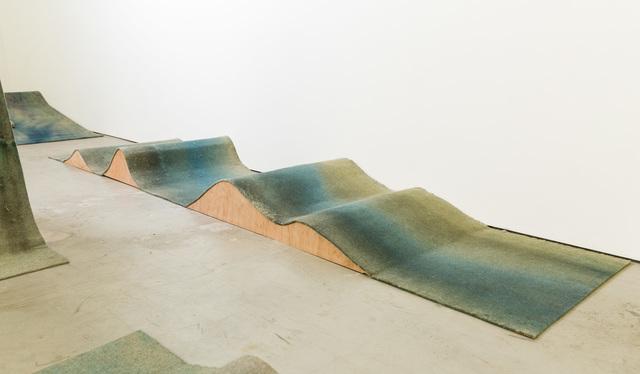 , 'wave (peak to peak),' 2014, Freedman Fitzpatrick